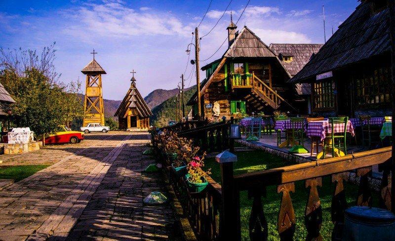 السياحة والسفر في صربيا