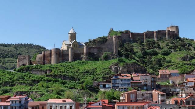 Photo of قلعة ناريكالا بالصور وأقرب الفانادق لها