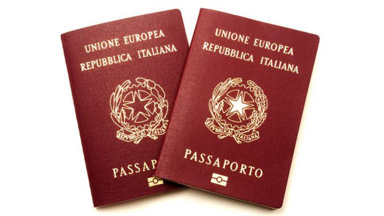 طرق الحصول علي الجنسية الايطالية