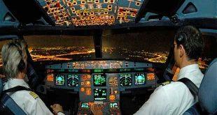 دراسة الطيران في السعودية