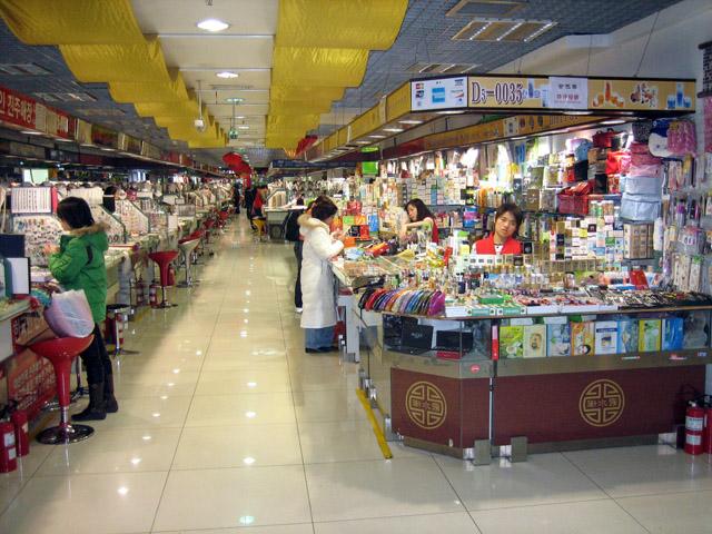 أسواق كوانزو الصينية