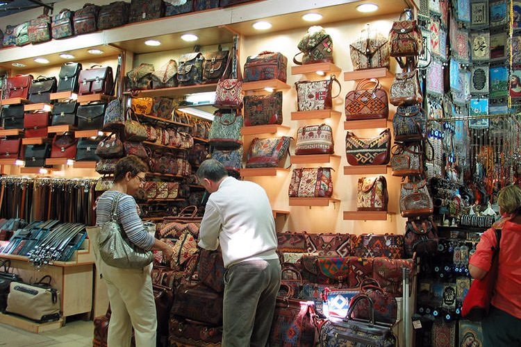 التسوق في إسطنبول