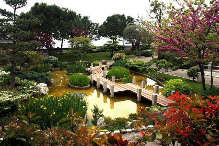الحديقة اليابانية بحلوان