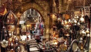 السياحة فى خان الخليلى فى مصر وجولة فى خان الخليلى