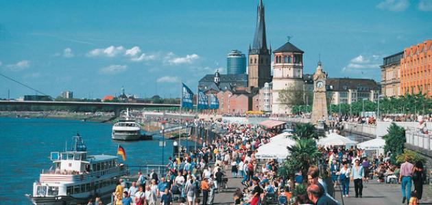 Photo of السياحة في دوسلدورف وأهم الفنادق القريبة منها