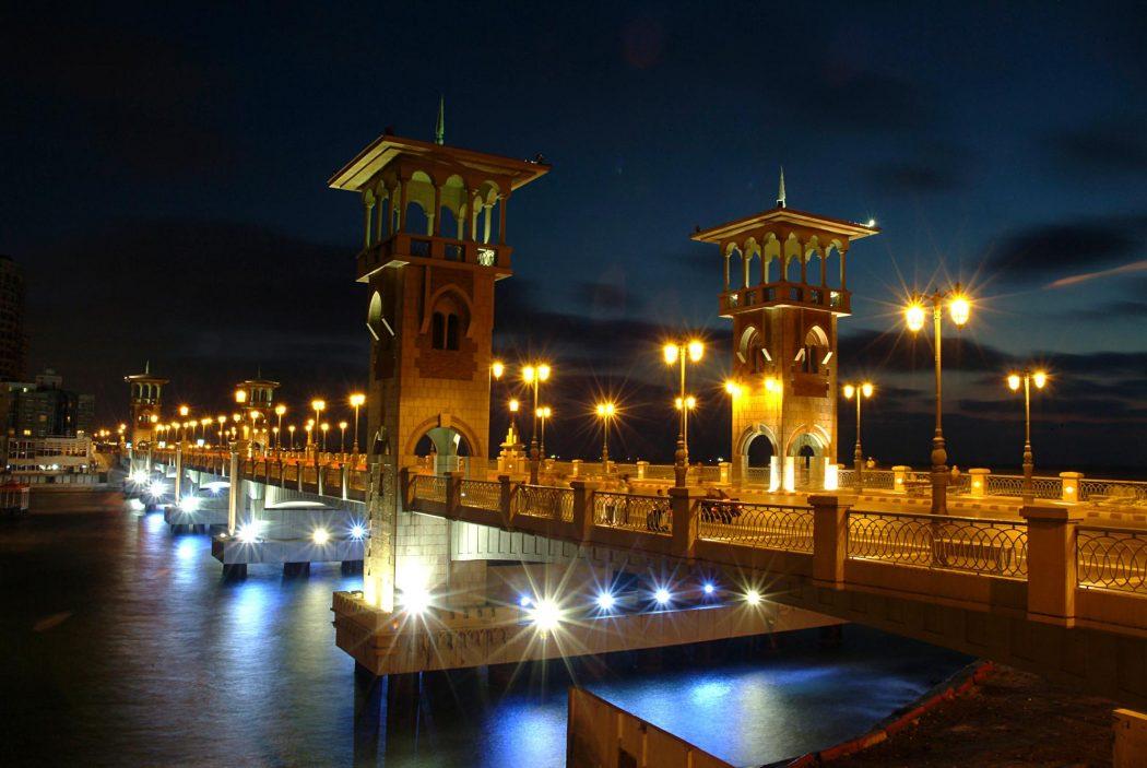صور أفضل الأماكن السياحية في الإسكندرية