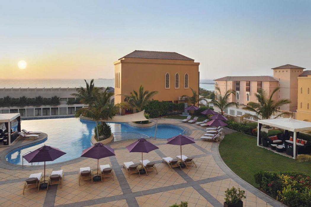فندق موفنبيك دبي جي بي أر