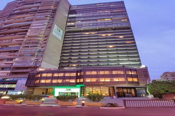 فندق هوليداي إن القاهرة المعادي