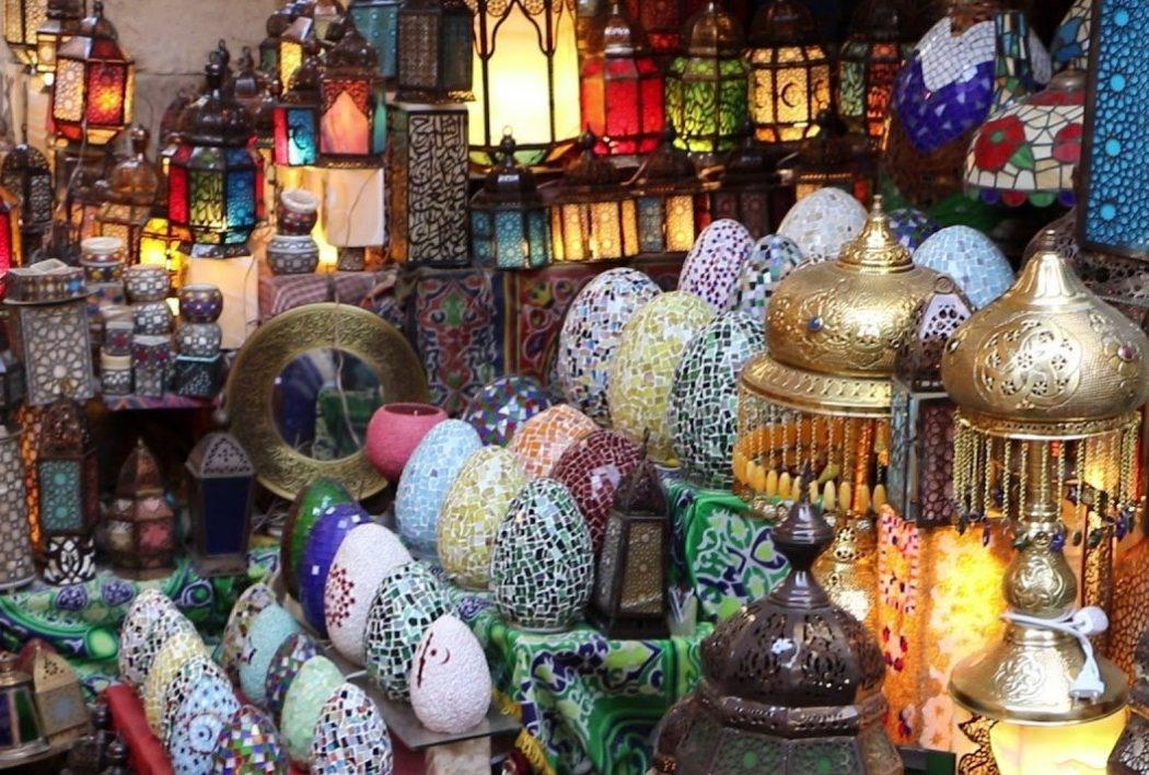 السياحة فى خان الخليلى | جولة في خان الخليلي والتعرف علي اهم البازارات السياحية به