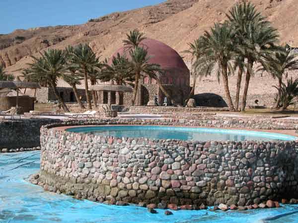 منتجع حمامات فرعون