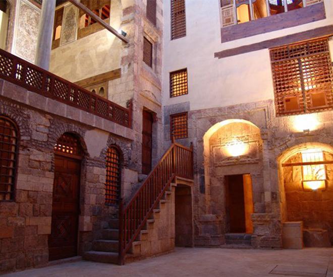 Photo of زينب خاتون بيت الخادمة الذي اصبح من الآثار العالمية بالقاهرة تحفة معمارية