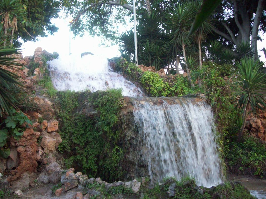 رحلتي الي حديقة الشلالات بالاسكندرية بالصور