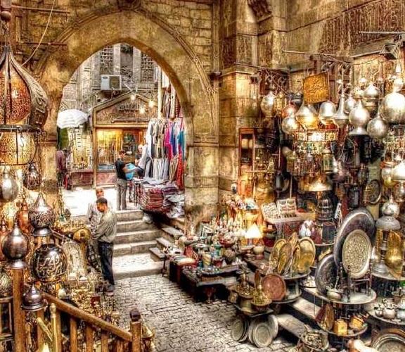 بازارات شرم الشيخ | أهم البازارات الموجودة فى مدينة شرم الشيخ على البحر الأحمر