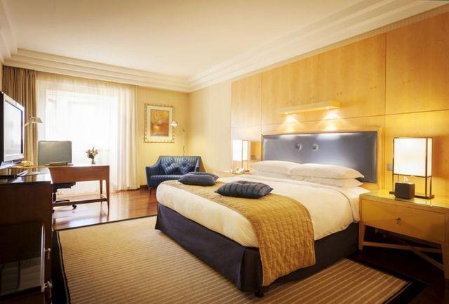 Photo of جولة في فندق انتركونتننتال الرياض بالصور والأسعار