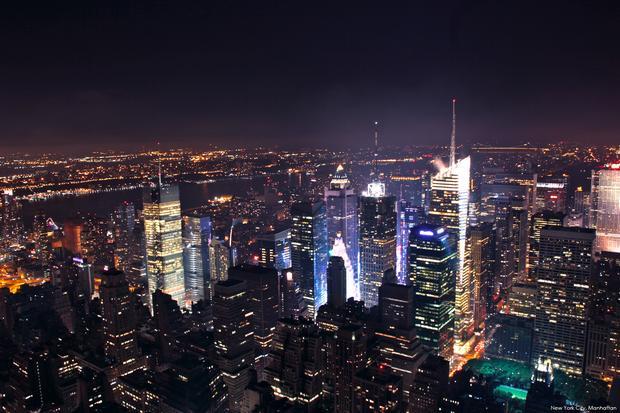السياحة في نيويورك