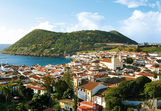 رحلة الى جزر الازور البرتغالية
