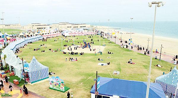 Photo of الأنشطة الترفيهية من خلال شاطئ الفناتير في الجبيل