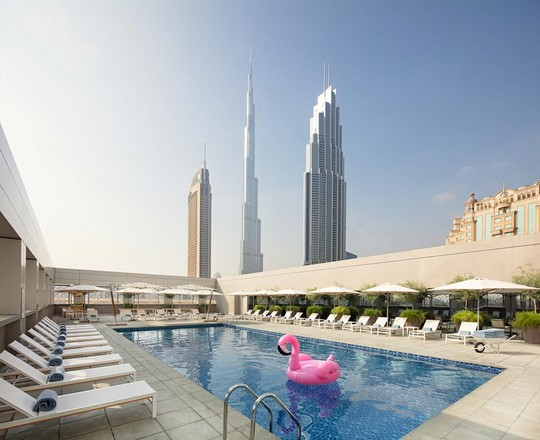 Photo of تقرير عن فندق روف داون تاون دبي أسعاره وكيفية الحجز
