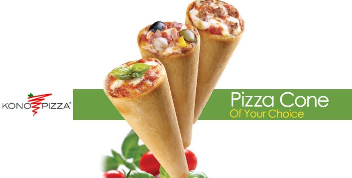 منيو وأسعار بيتزا كونو
