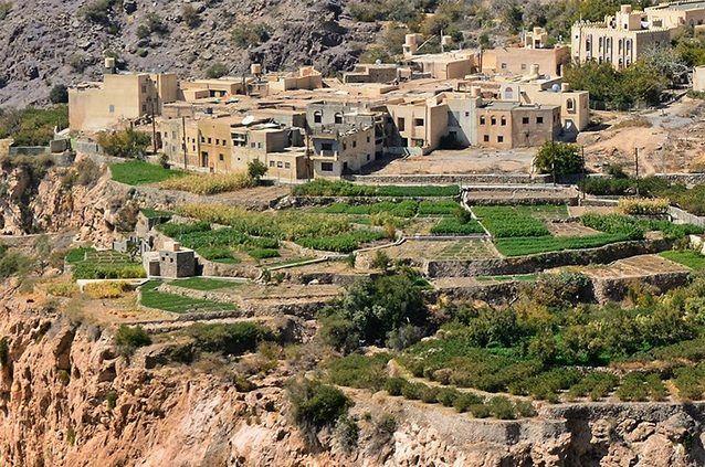 الجبل الأخضر_عمان