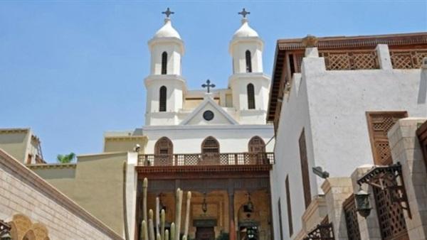 Photo of الكنيسة المعلقة وأهم الأحداث التاريخية المرتبطة بها