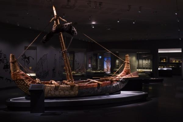 المتحف الوطني العماني أحد المعالم السياحية في عمان