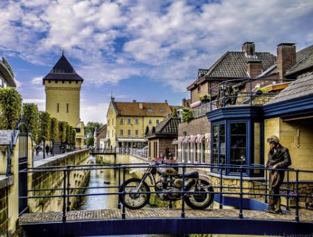 Photo of مجموعة اماكن سياحية في ماسترخت الهولندية