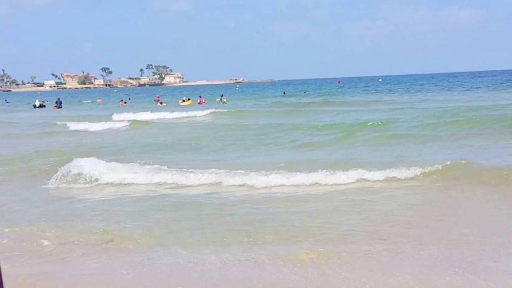 شاطئ المعمورة