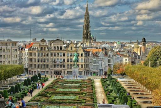 مدن ملاهي في بلجيكا