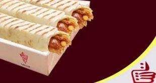 منيو وأسعار مطعم شاورما تك