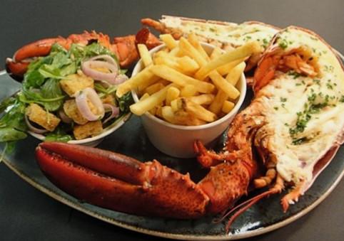 أفضل مطاعم مدينة دهب المصرية