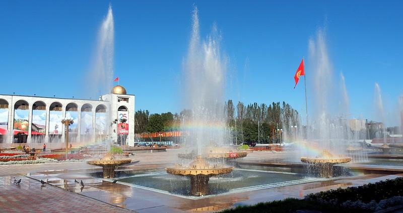 أهم الأماكن السياحية في بشكيك