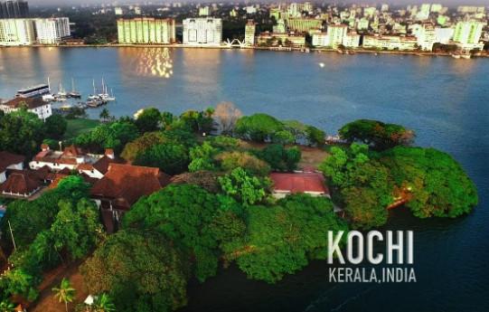 افضل اماكن السياحة في كوتشي الهندية