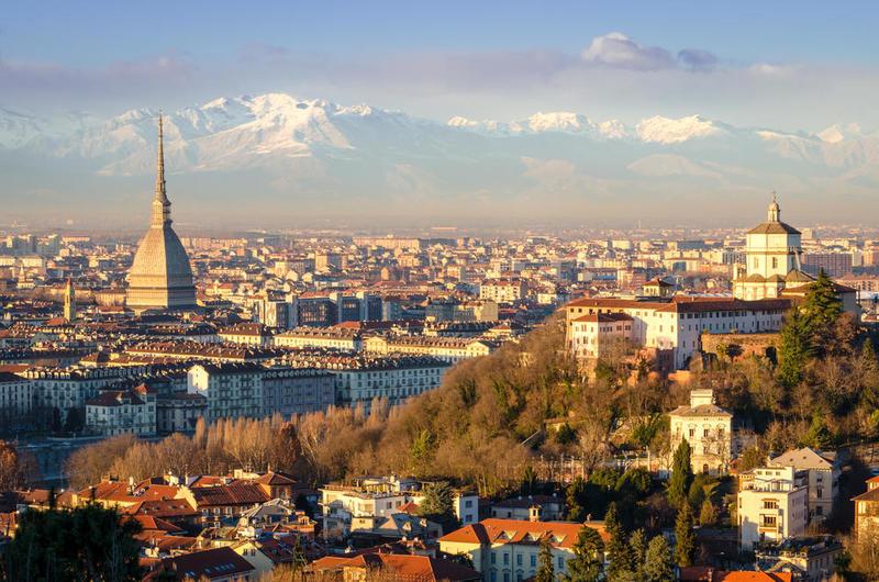 السياحة في تورينو إيطاليا