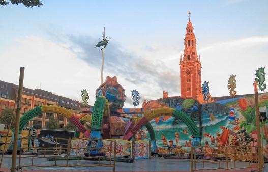 السياحة في لوفان بلجيكا