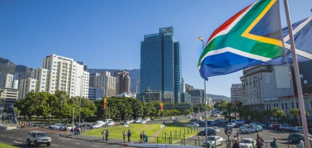 تأشيرة جنوب أفريقيا للمصريين