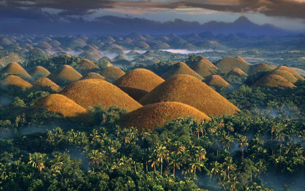 Photo of تلال الشوكولاته في الفلبين l بالصور تعرف على تلال الشوكولاته .. أحد عجائب السياحة الفلبينية