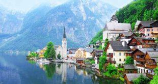 معلومات غريبة عن النمسا