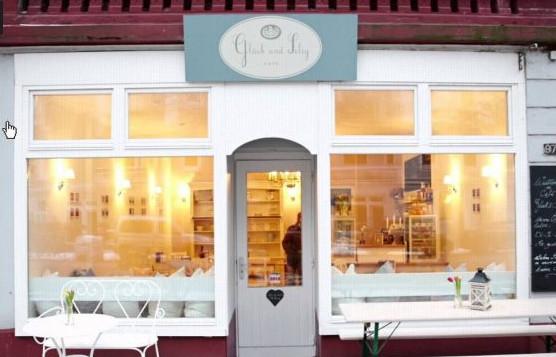 مقاهي في هامبورغ