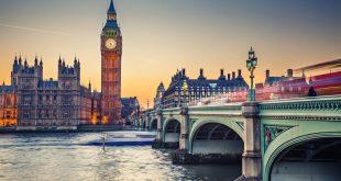 مدن لندن الريفية