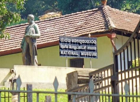 أهم المتاحف في سريلانكا