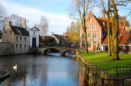 السياحة في بلجيكا للاطفال