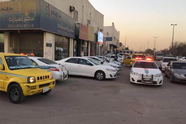 تأجير سيارات في الرياض