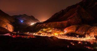 رحلة إلى جبل الطويلات