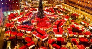 أفضل أسواق الكريسماس