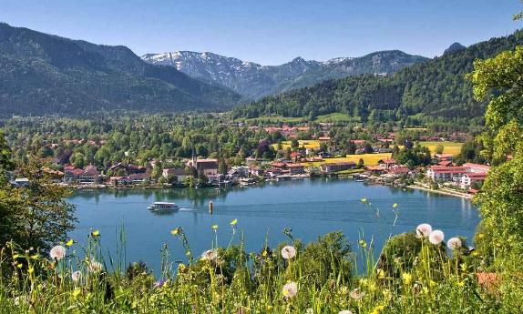 اجمل مدن المانيا الريفيه