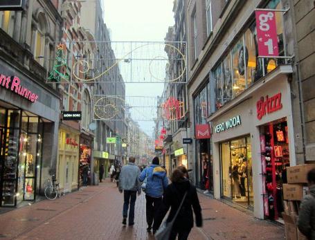 التسوق في امستردام هولندا واشهر الشوارع ومراكز التسوق سفر