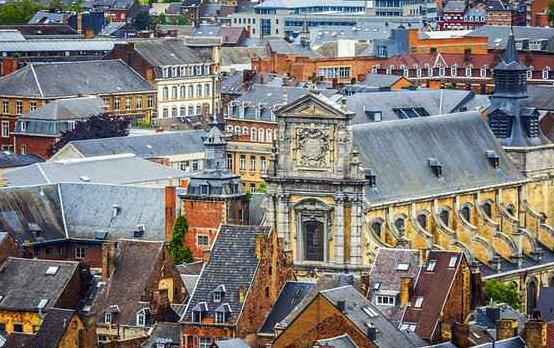 السياحة في نامور بلجيكا