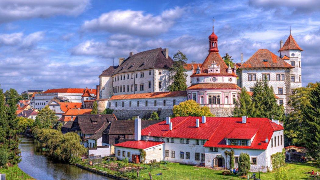 السياحه في التشيك مدينة برنو