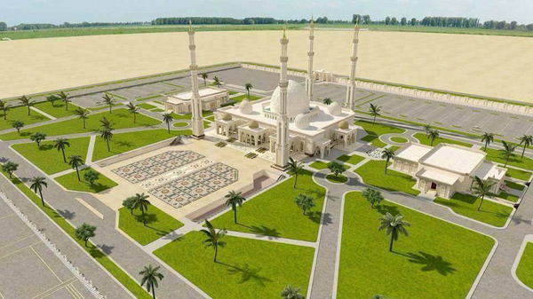 Photo of مسجد الفتاح العليم بالعاصمة الادارية بالصور